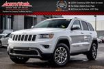 2016 Jeep Grand Cherokee Limited New Sunroof Backup Cam Htd Seats Keyless_Go with R.Start Bluetooth 18 Alloys in Thornhill, Ontario
