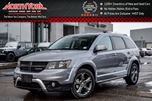 2015 Dodge Journey Crossroad 7-Seater Sunroof Sat Radio Backup Cam Bluetooth Keyless_Go Htd Frnt Seats 17 Alloys in Thornhill, Ontario