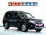 2008 Ford Escape LIMITED V6 LEATHER SUNROOF NAVIGATION AWD in North York, Ontario