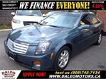 2006 Cadillac CTS 3.6L, LEATHER, SUNROOF, 155KM in Hamilton, Ontario