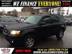 2005 Ford Escape Limited V6 4X4,  LEATHER, SUNROOF in Hamilton, Ontario