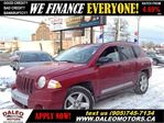 2008 Jeep Compass Limited 120KM NO CREDIT CHECK LEASING in Hamilton, Ontario