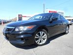 2012 Honda Accord EX-L -2 DR - NAVI - LEATHER - SUNROOF in Oakville, Ontario