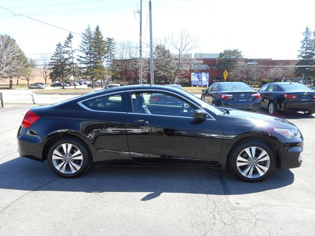 used 2012 honda accord ex l 2 dr navi leather