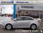 2015 Chevrolet Cruze LT w/1LT  - Certified in St Thomas, Ontario