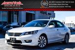 2015 Honda Accord  EX-L Sunroof Leather LaneWatch All HTD Seats Bluetooth Sat Radio Keyless_Go 17 Alloys in Thornhill, Ontario