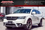 2015 Dodge Journey Crossroad 7-Seater Keyless_Go Bluetooth Sat Radio TriZone Climate 19 Alloys in Thornhill, Ontario