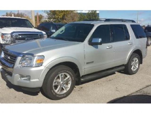 2010 ford explorer mississauga ontario used car for sale 2406700. Cars Review. Best American Auto & Cars Review