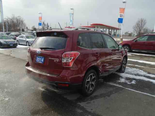 2014 subaru forester 2 0xt ltd whitby ontario car for. Black Bedroom Furniture Sets. Home Design Ideas