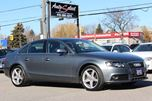 2012 Audi A4 AWD ONLY 69K! QUATTRO **CLN CARPROOF** PREMIUM PKG in Scarborough, Ontario