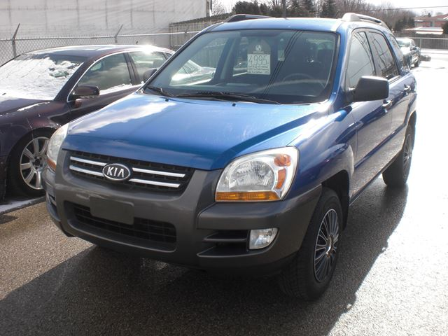 2008 Kia Sportage Lx London Ontario Used Car For Sale