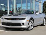 2015 Chevrolet Camaro Certified | Convertible | Remote Start | Heads Up Display | Rear Vision Camera in Kamloops, British Columbia
