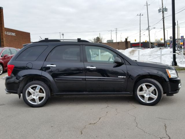 Used 2008 Pontiac Torrent Gxp Fwd In London Ontario 2072400