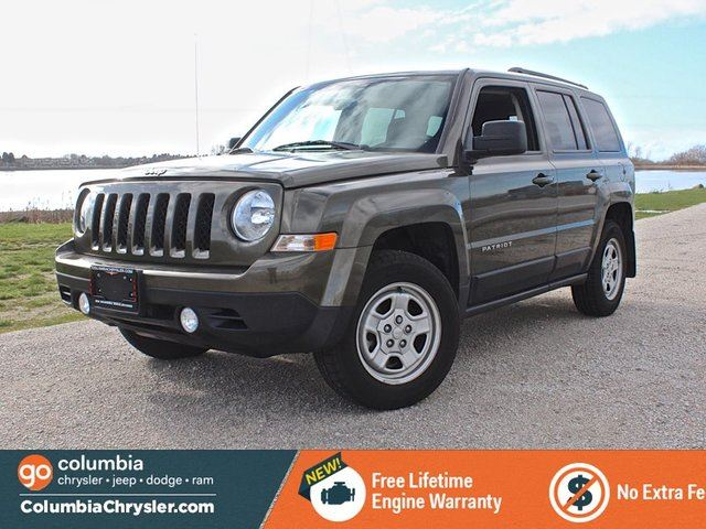 2015 jeep patriot sport green columbia chrysler. Black Bedroom Furniture Sets. Home Design Ideas