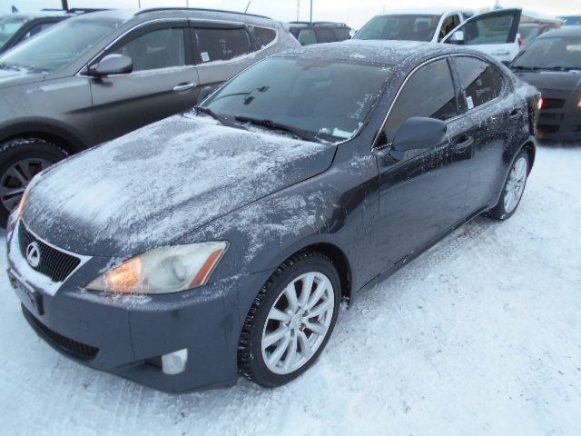 2008 lexus is 250 grey north toronto auction. Black Bedroom Furniture Sets. Home Design Ideas