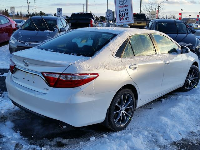 2016 toyota camry xle white attrell toyota new. Black Bedroom Furniture Sets. Home Design Ideas