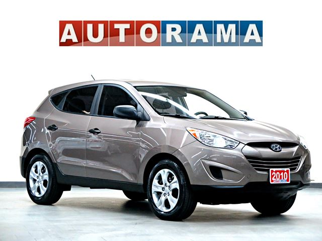 2010 hyundai tucson awd north york ontario used car for sale 2408739. Black Bedroom Furniture Sets. Home Design Ideas