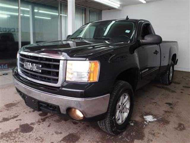 2008 gmc sierra 1500 sle edmonton alberta used car for sale 2409097. Black Bedroom Furniture Sets. Home Design Ideas