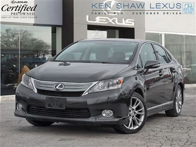 2010 lexus hs 250h premium sport package grey ken shaw lexus. Black Bedroom Furniture Sets. Home Design Ideas