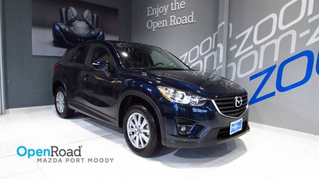 2016 mazda cx 5 demo awd sunroof blue openroad mazda. Black Bedroom Furniture Sets. Home Design Ideas