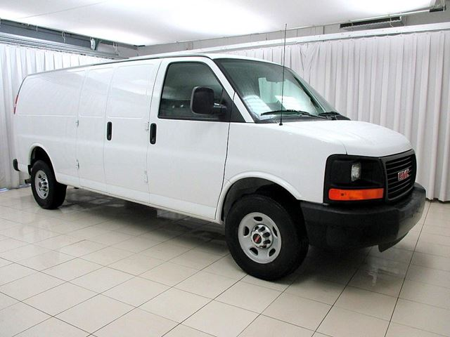 2015 GMC SAVANA 3/4 TON EXT 5DR CARGO VAN 2 PASS in Halifax, Nova Scotia