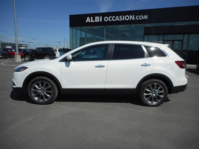 2015 mazda cx 9 gt 4rm mascouche quebec used car for sale 2409442. Black Bedroom Furniture Sets. Home Design Ideas