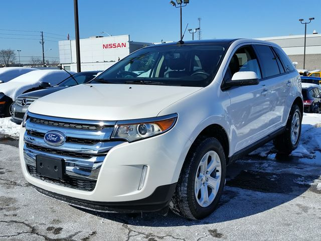 Ford edge 2013 gas type matter