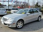 2005 Mercedes-Benz E-Class 3.2L 4MATIC in Mississauga, Ontario