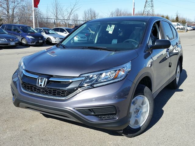 2016 honda cr v lx steel whitby oshawa honda new car. Black Bedroom Furniture Sets. Home Design Ideas