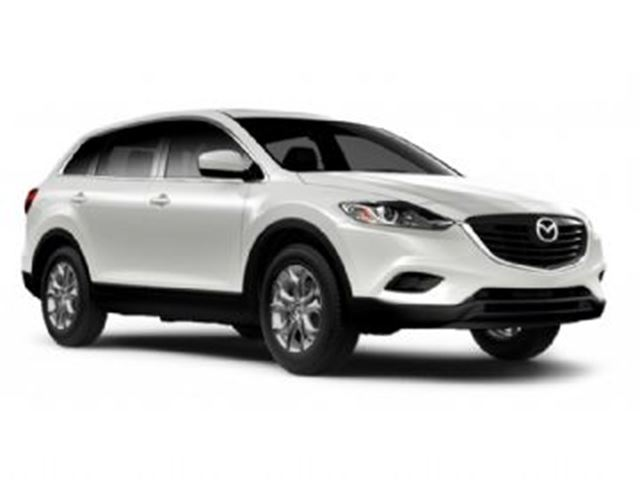 2015 mazda cx 9 white lease busters. Black Bedroom Furniture Sets. Home Design Ideas