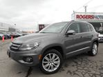 2012 Volkswagen Tiguan - HIGHLINE - NAVI - LEATHER in Oakville, Ontario