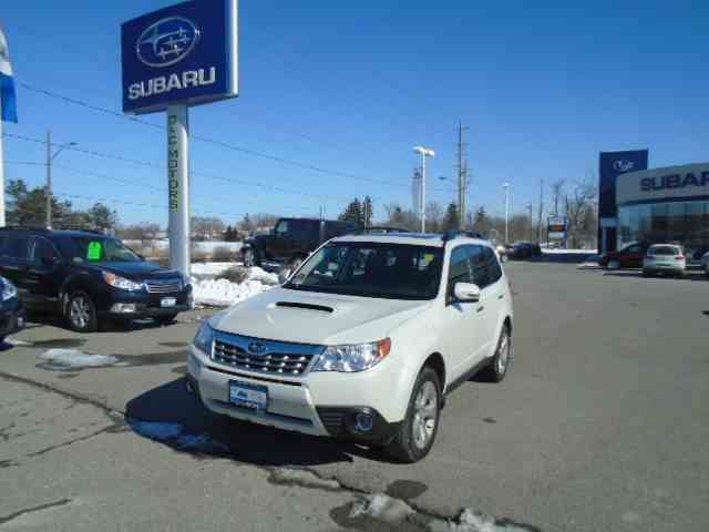 2013 SUBARU FORESTER 2.5 XT in Whitby, Ontario