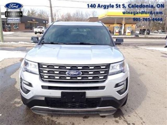 2016 ford explorer xlt caledonia ontario used car for. Black Bedroom Furniture Sets. Home Design Ideas