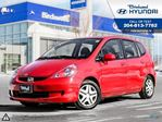 2007 Honda Fit LX in Winnipeg, Manitoba