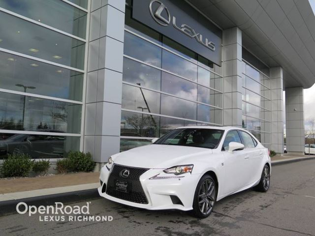 2014 lexus is 250 f sport 2 package all wheel drive white. Black Bedroom Furniture Sets. Home Design Ideas