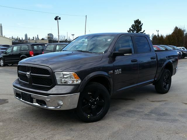 2016 dodge ram 1500 outdoorsman port hope ontario new car for sale 2410718. Black Bedroom Furniture Sets. Home Design Ideas