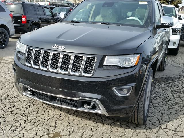 2016 jeep grand cherokee overland 4x4 nav vaughan ontario car for sale 2411137. Black Bedroom Furniture Sets. Home Design Ideas