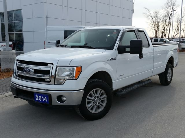2014 ford f 150 xlt white thor motors. Black Bedroom Furniture Sets. Home Design Ideas