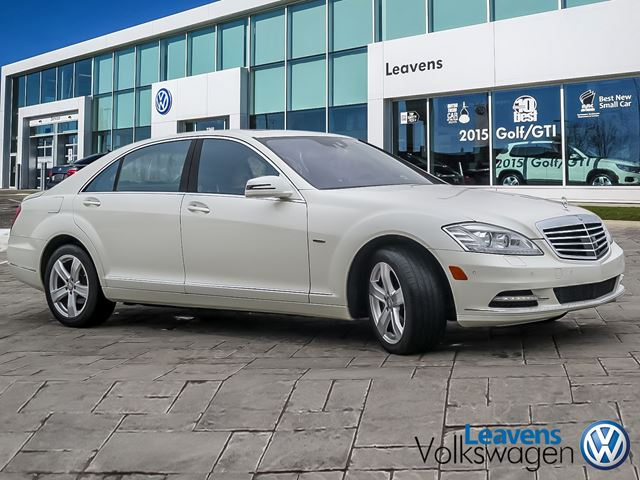 2012 mercedes benz s class london ontario used car for for Mercedes benz s class 2012 for sale