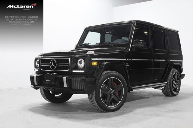 2016 mercedes benz g class suv woodbridge ontario used for 2016 mercedes benz g class