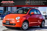 2016 Fiat 500 Pop Convertible RR Park Sensors Cruise Cntrl Trac Cntrl A/C GREAT FOR SPRING! in Thornhill, Ontario