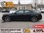 2015 Chrysler 300 S LEATHER V6 300HP HOT CAR!!!! in St Catharines, Ontario