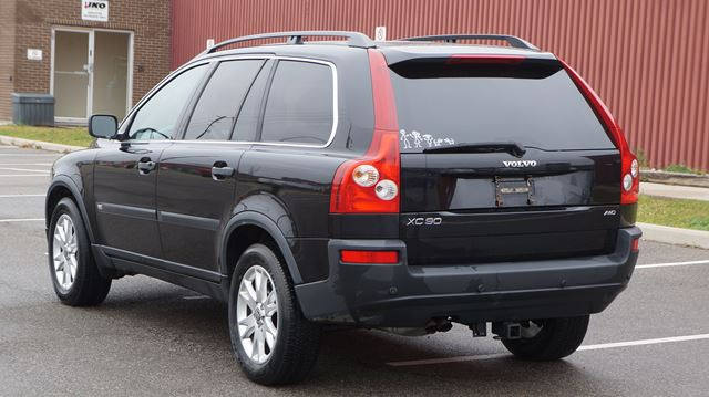 2006 volvo xc90 awd 7 passenger sunroof leather dvd. Black Bedroom Furniture Sets. Home Design Ideas