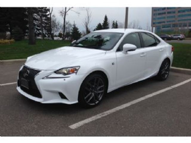 2014 Lexus Is 250 White Lease Busters Wheels Ca