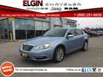 2012 Chrysler 200 Limited***Leather, Sunroof, Low Kms*** in St Thomas, Ontario