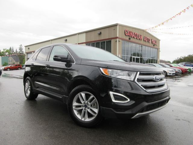 2015 ford edge sel awd nav roof leather 18k stittsville ontario used car for sale 2416838. Black Bedroom Furniture Sets. Home Design Ideas