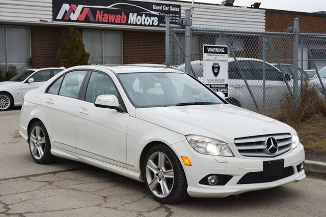 2009 mercedes benz c class c300 4matic awd no accident. Black Bedroom Furniture Sets. Home Design Ideas