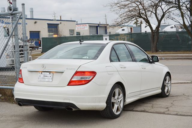 2009 mercedes benz c class c300 4matic awd no accident for 2009 mercedes benz c350