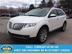 2011 Lincoln MKX Limited Edition ULTIMATE LUXURY in Hamilton, Ontario