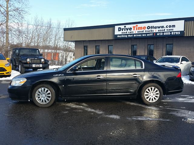 2008 buick lucerne cx ottawa ontario used car for sale. Black Bedroom Furniture Sets. Home Design Ideas